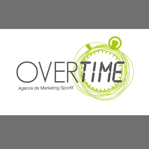 Identité visuelle pour Overtime