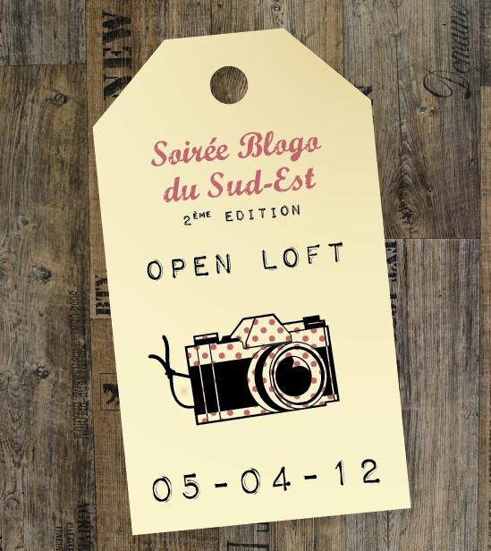 Soirée blogo du sud est 2ème edition Le Studio de Julie