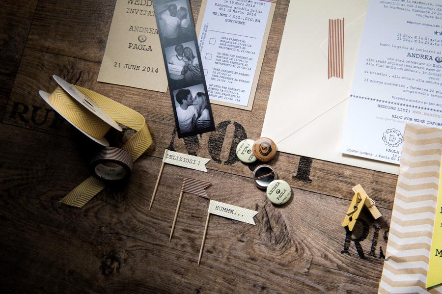 Faire part de Mariage et de naissance - Le Studio de Julie