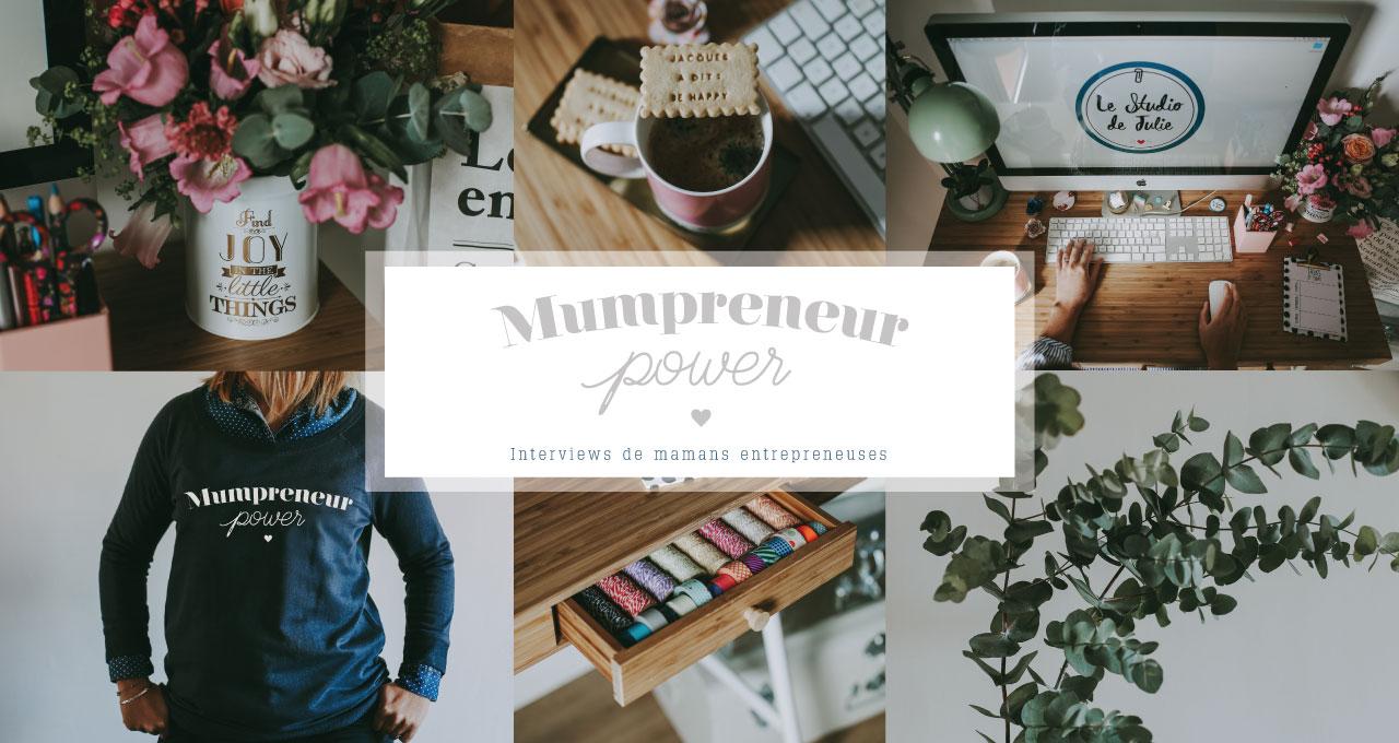 Le Studio de Julie Mumpreneur Power