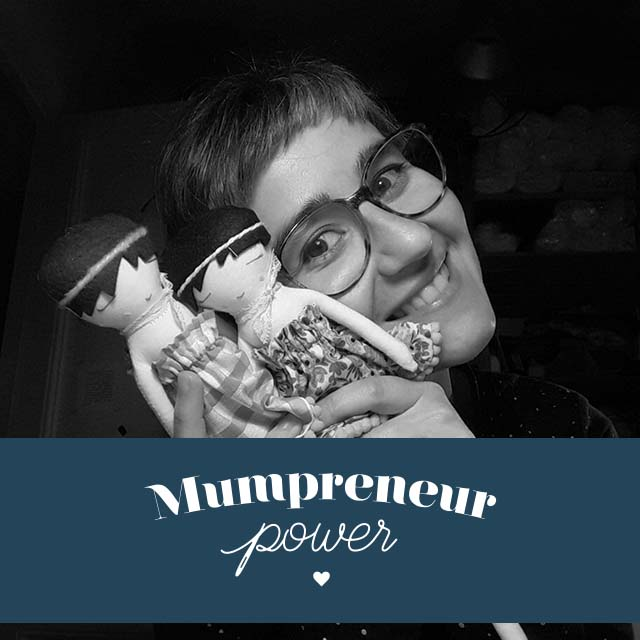 Aude Mumpreneur Power